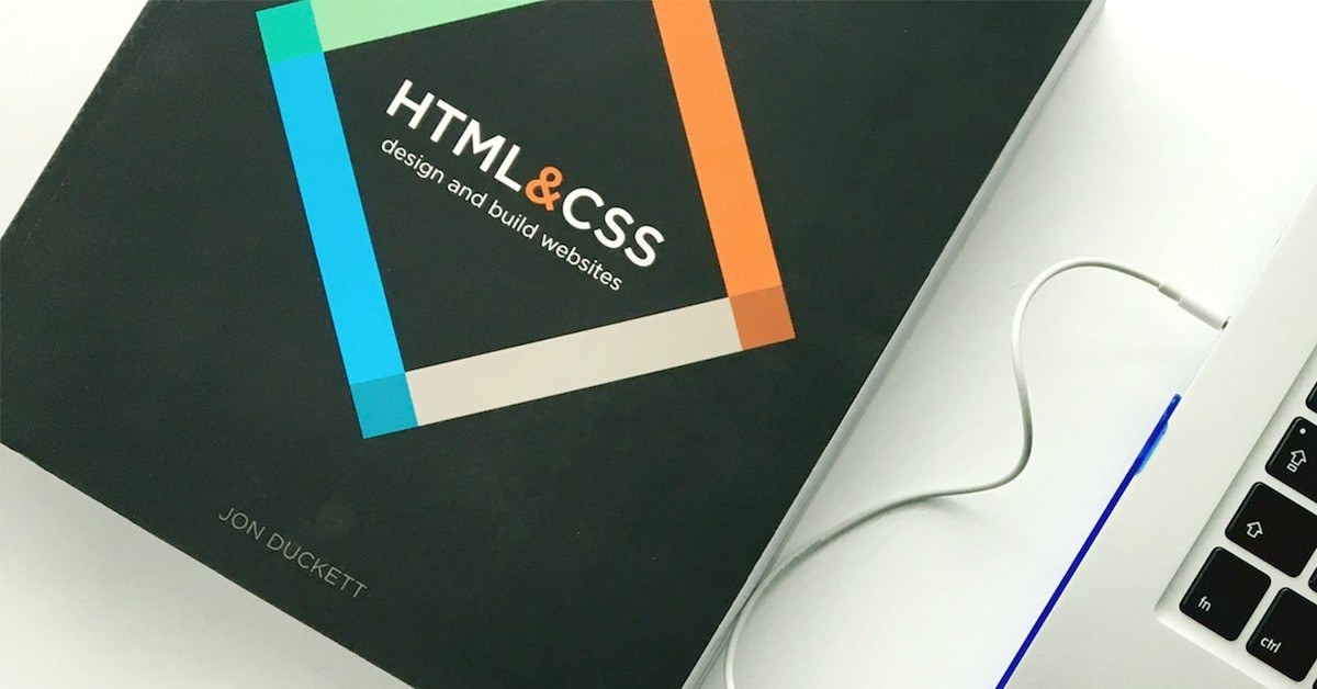 Capa do livro HTML e CSS