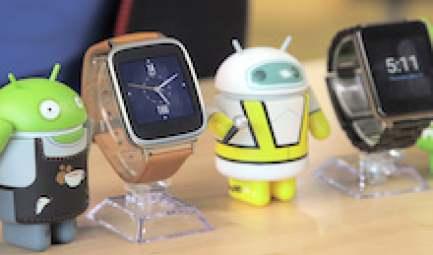 Desenvolvimento Android Wear