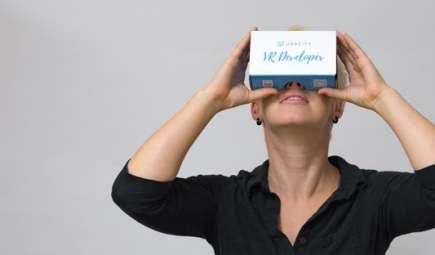 Desenvolvedor de Realidade Virtual