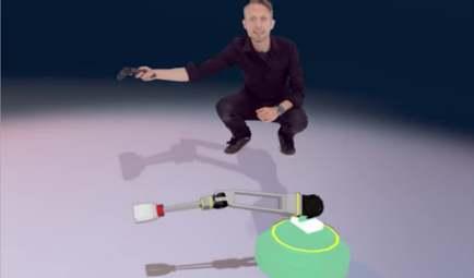Cenas e Objetos VR