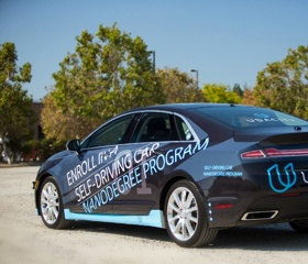 Become a Self-Driving Car Engineer