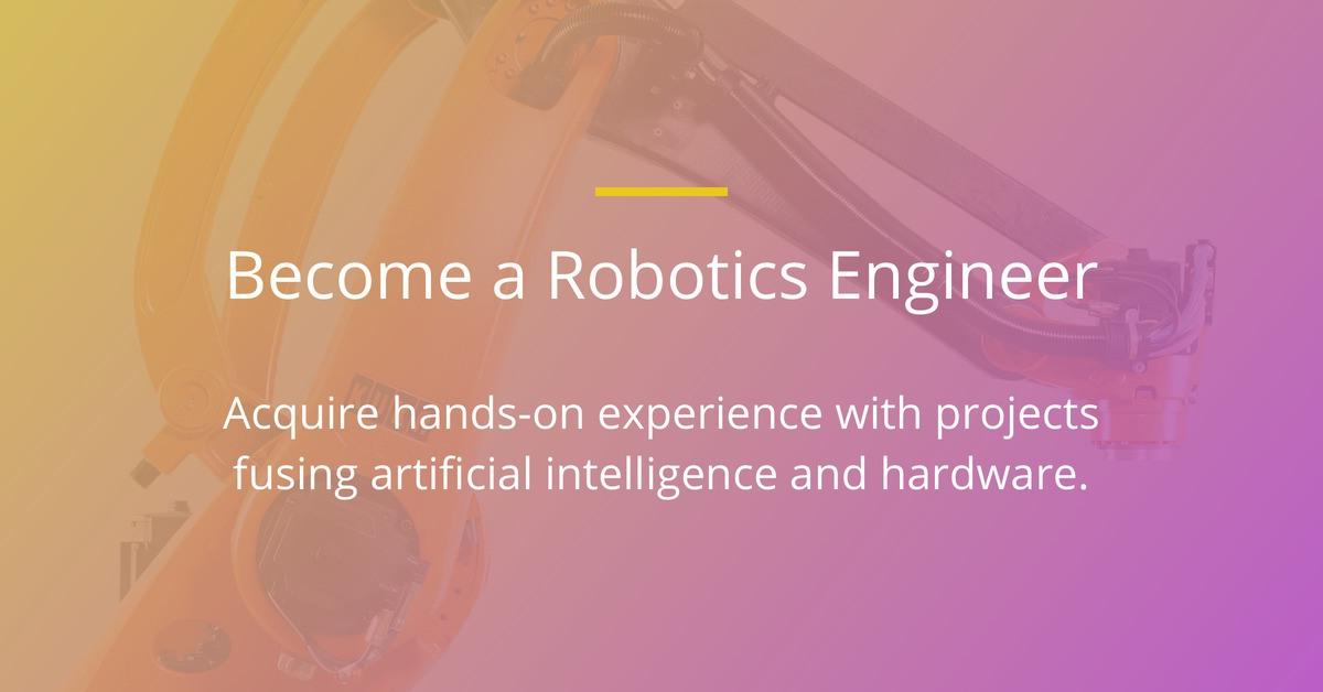 Become A Robotics Software Engineer Udacity