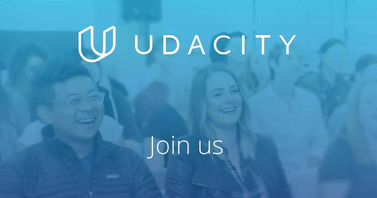 Jobs at Udacity
